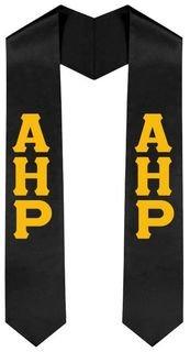 Alpha Eta Rho  Alumni, Graduation Stoles & Gifts