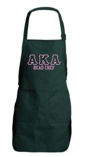 Alpha Kappa Alpha Apron