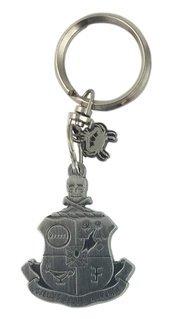 Phi Kappa Sigma Alloy Keychains