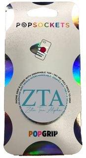 Zeta Tau Alpha 2-Color PopSocket