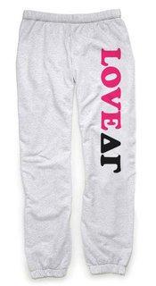 Delta Gamma Love Sweatpants