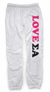 Sigma Alpha Love Sweatpants