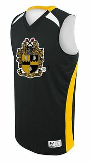 Alpha Phi Alpha High Five Campus Basketball Jersey