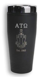 Engraved Fraternity & Sorority Travel Mug
