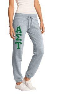 Alpha Sigma Tau Junior Core Fleece Pant