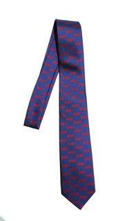 Beta Theta Pi Lettered Woven Necktie