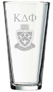 Kappa Delta Phi Mixing Glass
