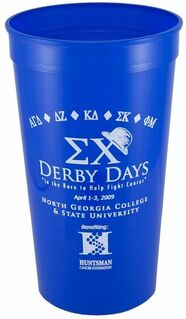 Custom Printed Stadium Cup