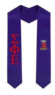 Sigma Phi Epsilon World Famous EZ Stole - Only $29.99!