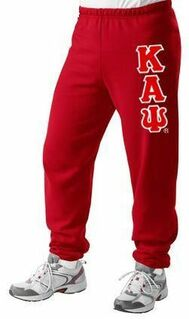 Kappa Alpha Psi Lettered Sweatpants