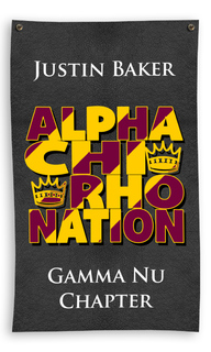 Fraternity Nations Flag 3' x 5'