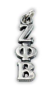 Zeta Phi Beta Jewelry Lavalieres