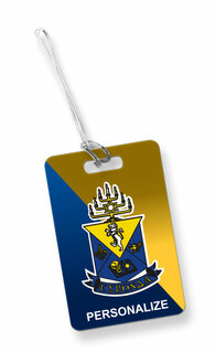 Alpha Epsilon Pi Luggage Tag