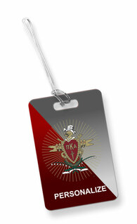 Pi Kappa Alpha Luggage Tag