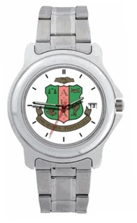 Sorority Sleek Steel Watch