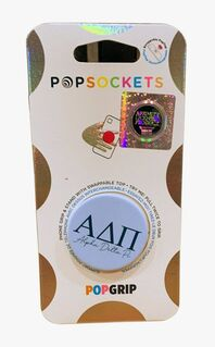 Alpha Delta Pi 2-Color PopSocket