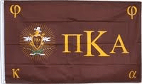 Pi Kappa Alpha Giant Flag