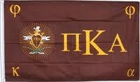 Pi Kappa Alpha Giant Flag