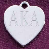 Alpha Kappa Alpha - Heart