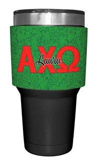 Alpha Chi Omega Yeti Rambler Bottle Insulator
