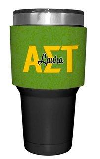 Alpha Sigma Tau Yeti Rambler Bottle Insulator