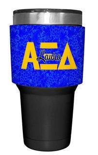 Alpha Xi Delta Yeti Rambler Bottle Insulator