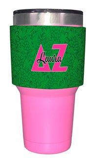 Delta Zeta Yeti Rambler Bottle Insulator