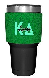 Kappa Delta Yeti Rambler Bottle Insulator