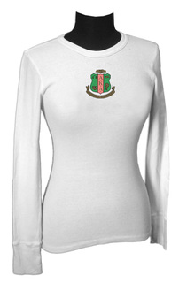 Sorority Crest Thermal