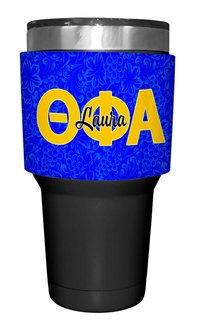 Theta Phi Alpha Yeti Rambler Bottle Insulator