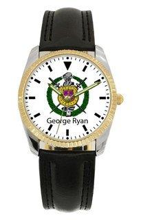 Omega Psi Phi Greek Classic Wristwatch