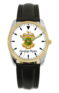Phi Kappa Psi Greek Classic Wristwatch