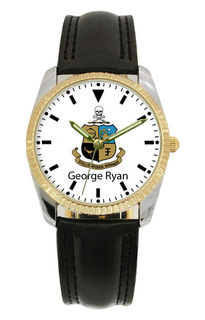 Phi Kappa Sigma Greek Classic Wristwatch