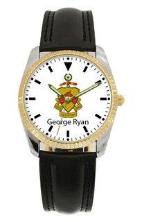 Phi Kappa Tau Greek Classic Wristwatch