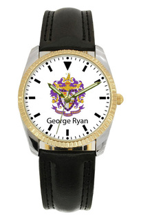Sigma Alpha Epsilon Greek Classic Wristwatch