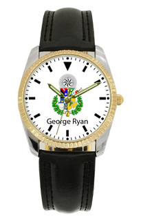 Zeta Psi Greek Classic Wristwatch