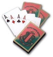 GreekPlaying Cards