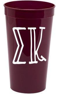 Sigma Kappa Carson Stadium 22 oz. Cup