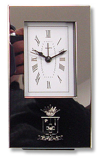 Fraternity/Sorority Desk Clock