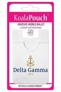 Delta Gamma Logo Koala Pouch