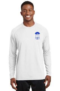 Phi Beta Sigma Dry Zone® Long Sleeve Raglan T-Shirt