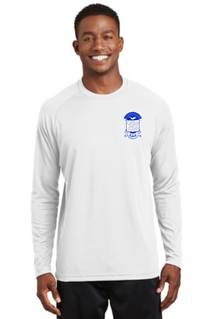 Phi Beta Sigma Dry Zone® Long Sleeve Raglan T-Shirt