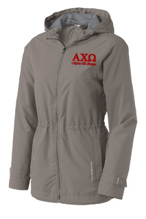 Alpha Chi Omega Northwest Slicker