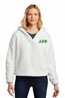 Alpha Epsilon Phi Cozy Fleece Hoodie