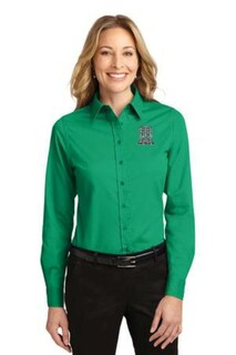DISCOUNT-Alpha Epsilon Phi Long Sleeve Oxford