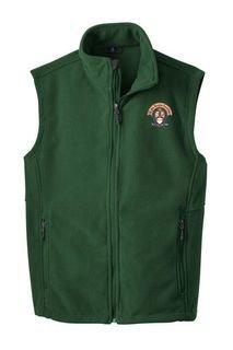 Alpha Kappa Lambda Fleece Crest - Shield Vest