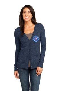 Delta Gamma Anchor Cardigan Sweater
