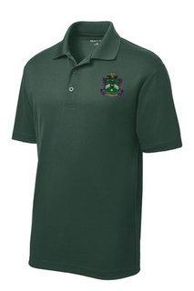 DISCOUNT-Delta Sigma Phi Emblem Polo