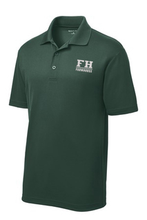 FarmHouse Fraternity Letter Polo's