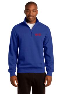 Fraternity & Sorority Quarter Zip Fleece Pullover